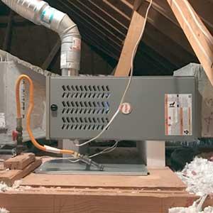 THP HVAC Install